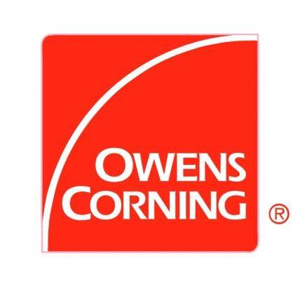 free vector Owens corning