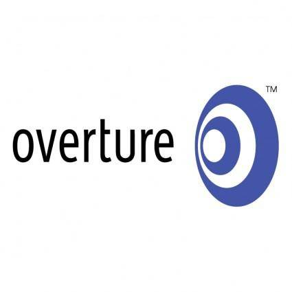 free vector Overture