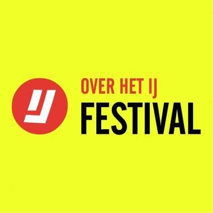 free vector Over het ij festival