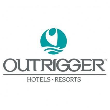 free vector Outrigger