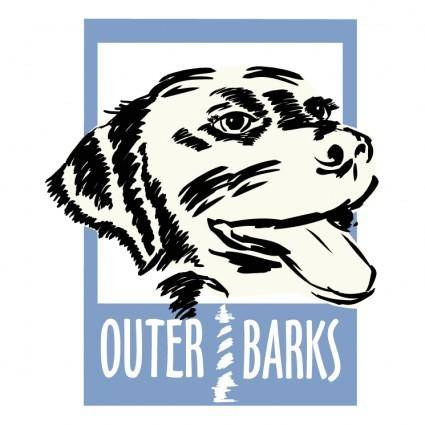 free vector Outer barks