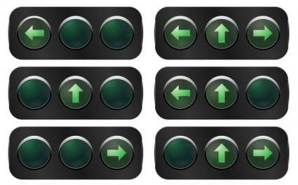 free vector Traffic lights 02 vector