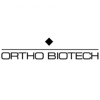 Ortho biotech