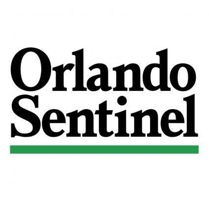 free vector Orlando sentinel