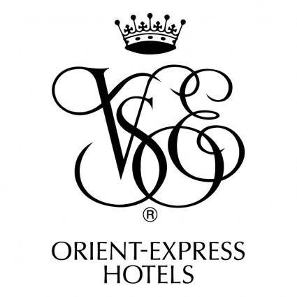 free vector Orient express hotels 0
