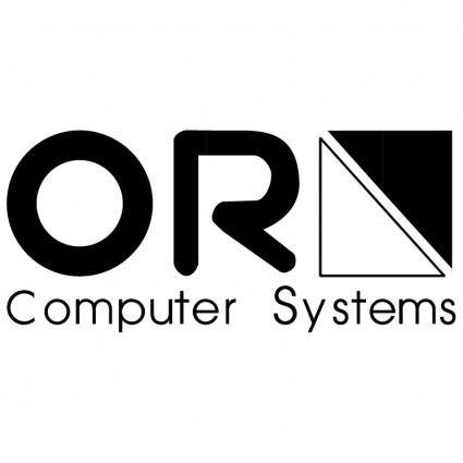 Or computer systems