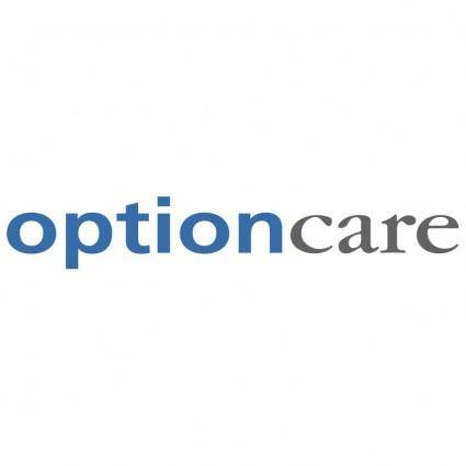 free vector Option care