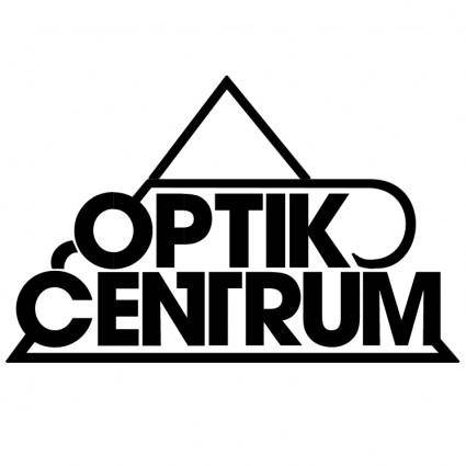 free vector Optik centrum