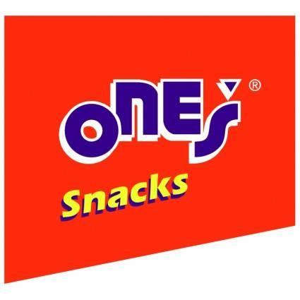 Ones snacks