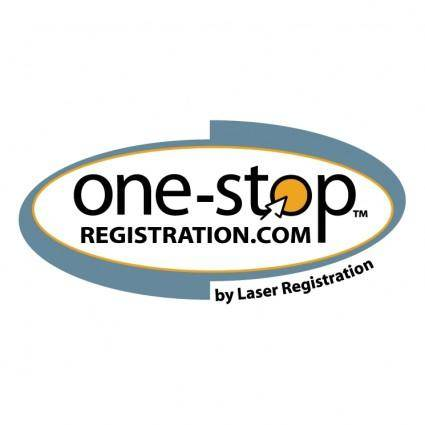 One stop registrationcom