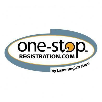 free vector One stop registrationcom