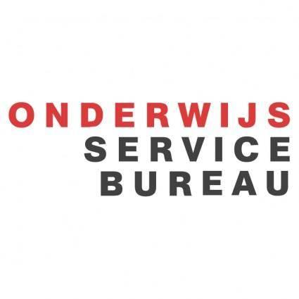 Onderwijs service bureau