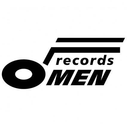 Omen records