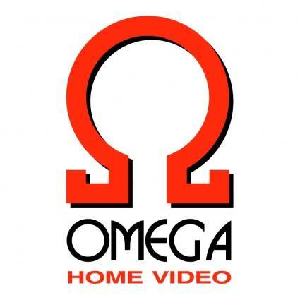 free vector Omega home video