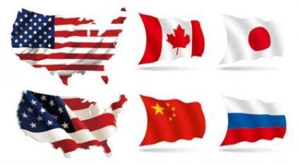 Vector Flags and Countries
