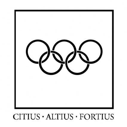 free vector Olympic games
