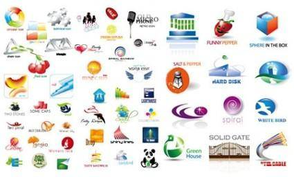 free vector Vector Quality Logo Ideas