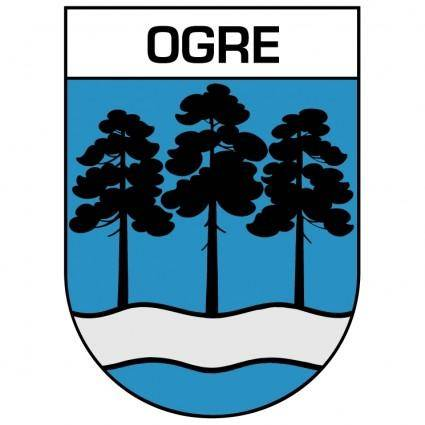 free vector Ogre