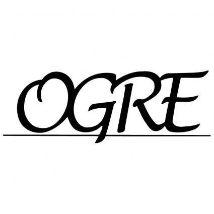 free vector Ogre 0
