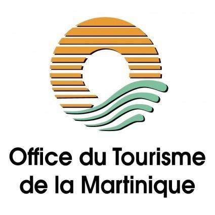 free vector Office du tourisme de la martinique