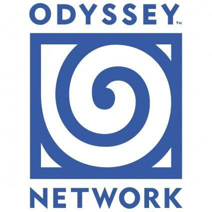 free vector Odyssey network