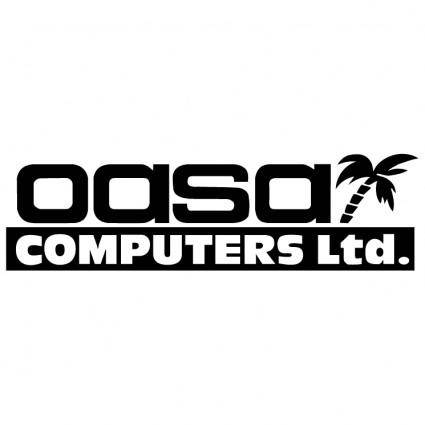 free vector Oasa computers