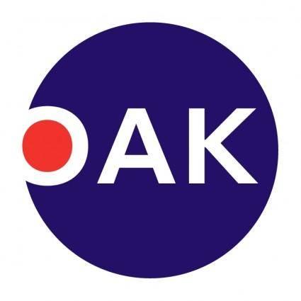 free vector Oak technology