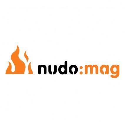 free vector Nudo magazine