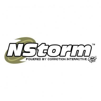free vector Nstorm