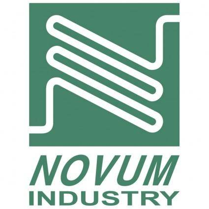 free vector Novum industry