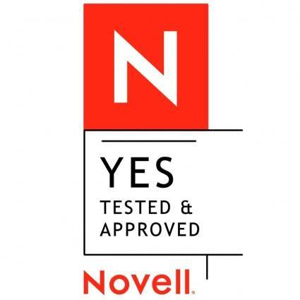 free vector Novell yes