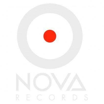 free vector Nova records