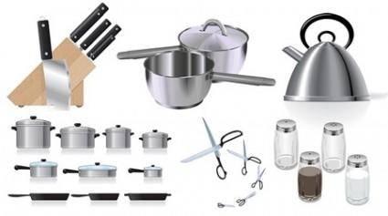 Vector Kitchenware