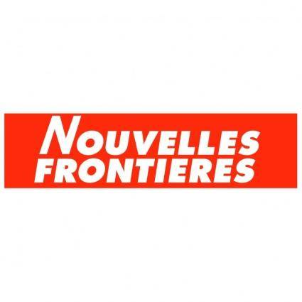 free vector Nouvelles frontieres