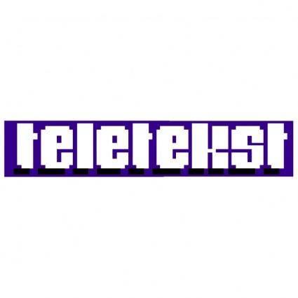 free vector Nos teletekst