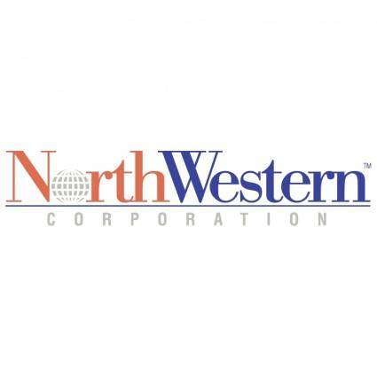 free vector Northwestern corporation
