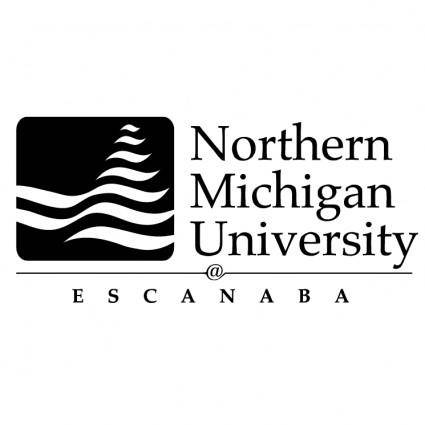free vector Northern michigan university 1