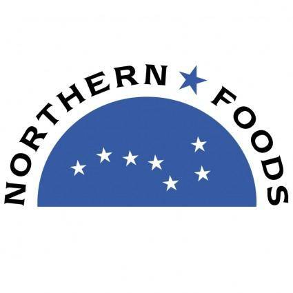 free vector Northern foods