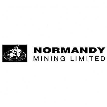 Normandy mining limited