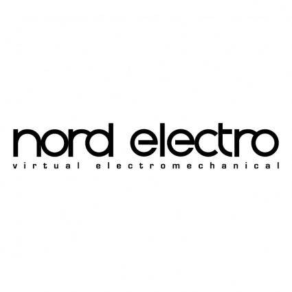 free vector Nord electro
