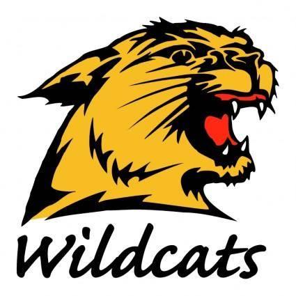 free vector Nmu wildcats 0