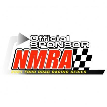 free vector Nmra official sponsor