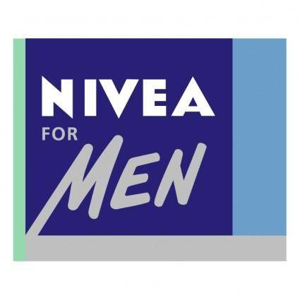 free vector Nivea for men