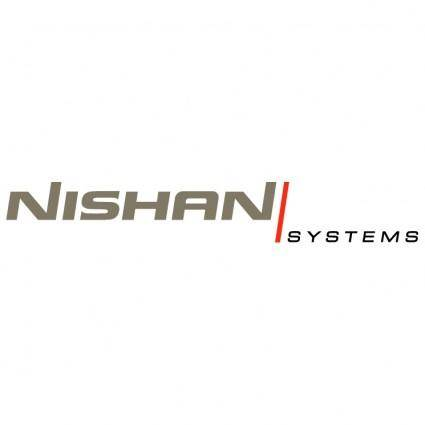 free vector Nishan systems