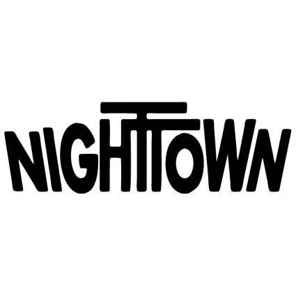 free vector Nighttown
