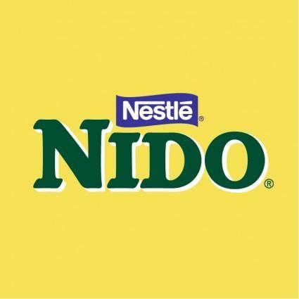 free vector Nido