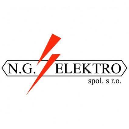 free vector Ng elektro