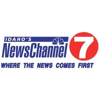 free vector News channel 7