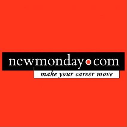 free vector Newmondaycom