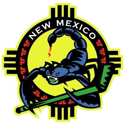 free vector New mexico scorpions